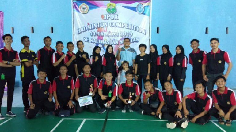 Turnamen Buluangkis Se KALSEL 2019 (1)