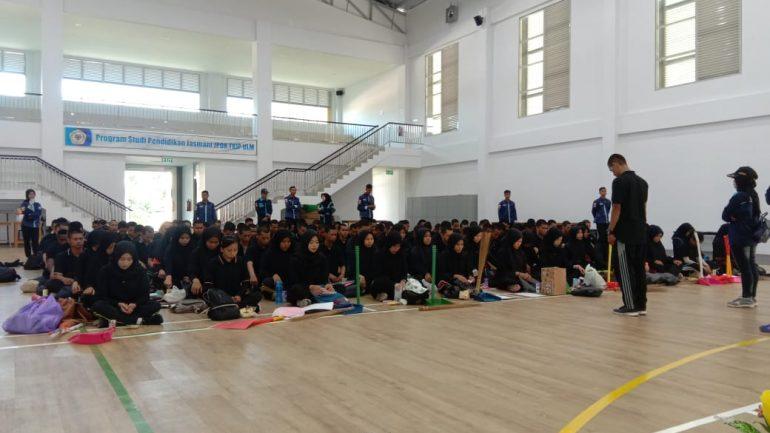 MABA 2019 Bersih Bersih